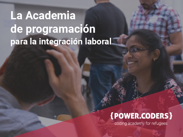Powercoders España: convocatoria abierta
