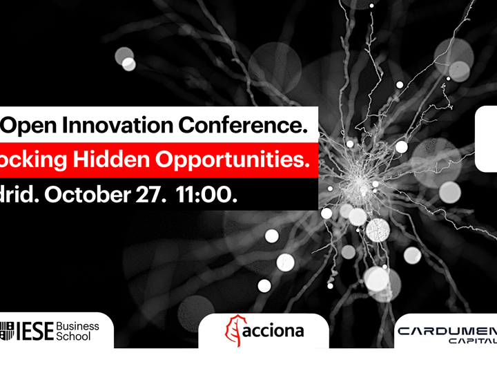9th Open Innovation Conference: Unlocking hidden opportunities
