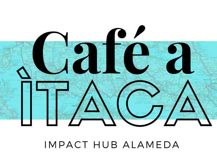 Café a Ítaca con Azada Verde. Evento híbrido